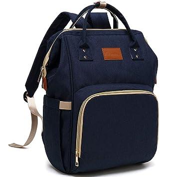 Baby Diaper Bag Backpack – Large Diaper Backpack