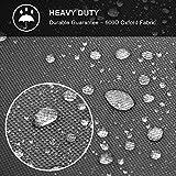 SONGMICS Heavy Duty Log Rack Cover Waterproof