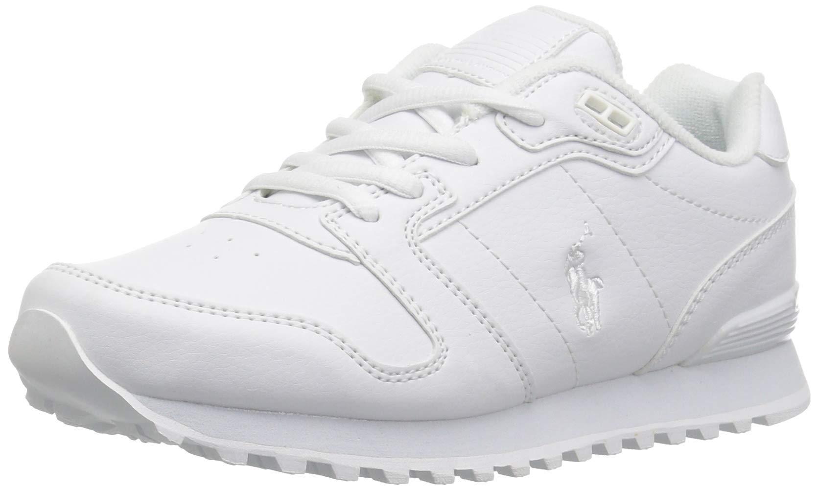Polo Ralph Lauren Kids Unisex Oryion Sneaker Triple