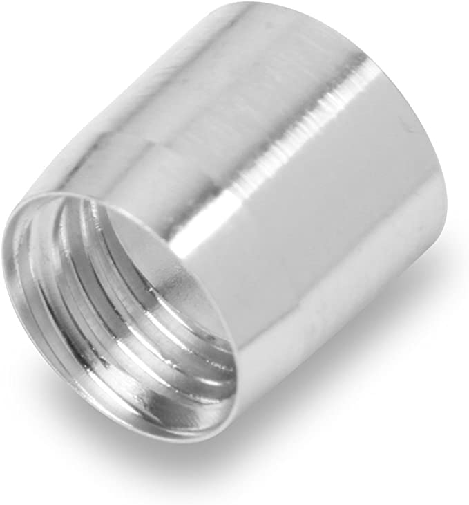To 6An Male,Extded,Nickel Earls 11//16-18 I.F