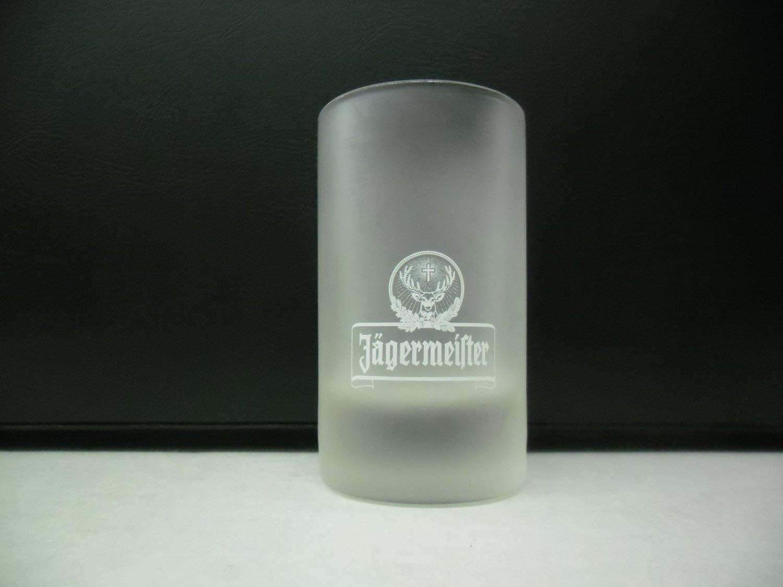 NEW 3 Jagermeister Shot Glasses 4cl