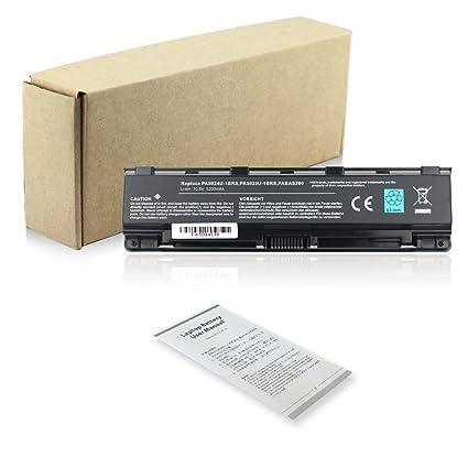bd07728ac70f Bay Valley Parts Laptop Battery For Toshiba PA5023U-1BRS PA5024U-1BRS  PA5025U-1BRS PABAS260 Toshiba Satellite C840 C840D C845 C850 C850D C855  C855D ...