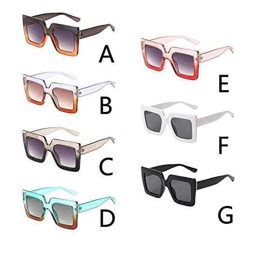 Amazon.com: LODDD - Gafas de sol para mujer, diseño de gafas ...