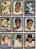 New York Yankees 1985 Donruss Baseball Team Set **Mattingly, Winfield, Righetti, and more