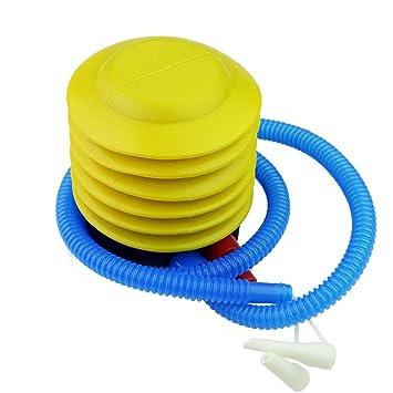 Prochive - Bomba de aire inflable para inflar los pies, inflador de aire para juguete