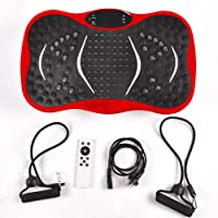 Vibration Machine Exercise Vibrating Plate Platform Home Body Shaper Fitness