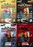 CBC Premier maXXzen Variety 4PC Male Sexual Performance Enhancement (3)