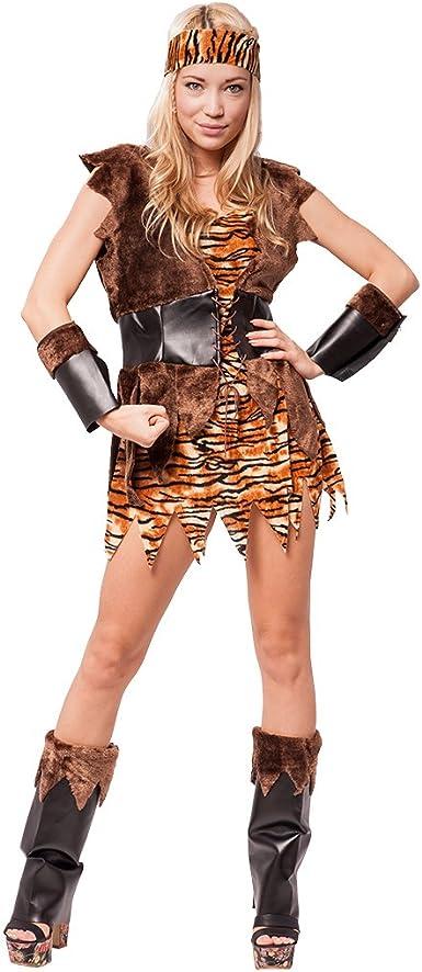 EraSpooky Vestido de Traje Indio de Halloween de Las Mujeres ...
