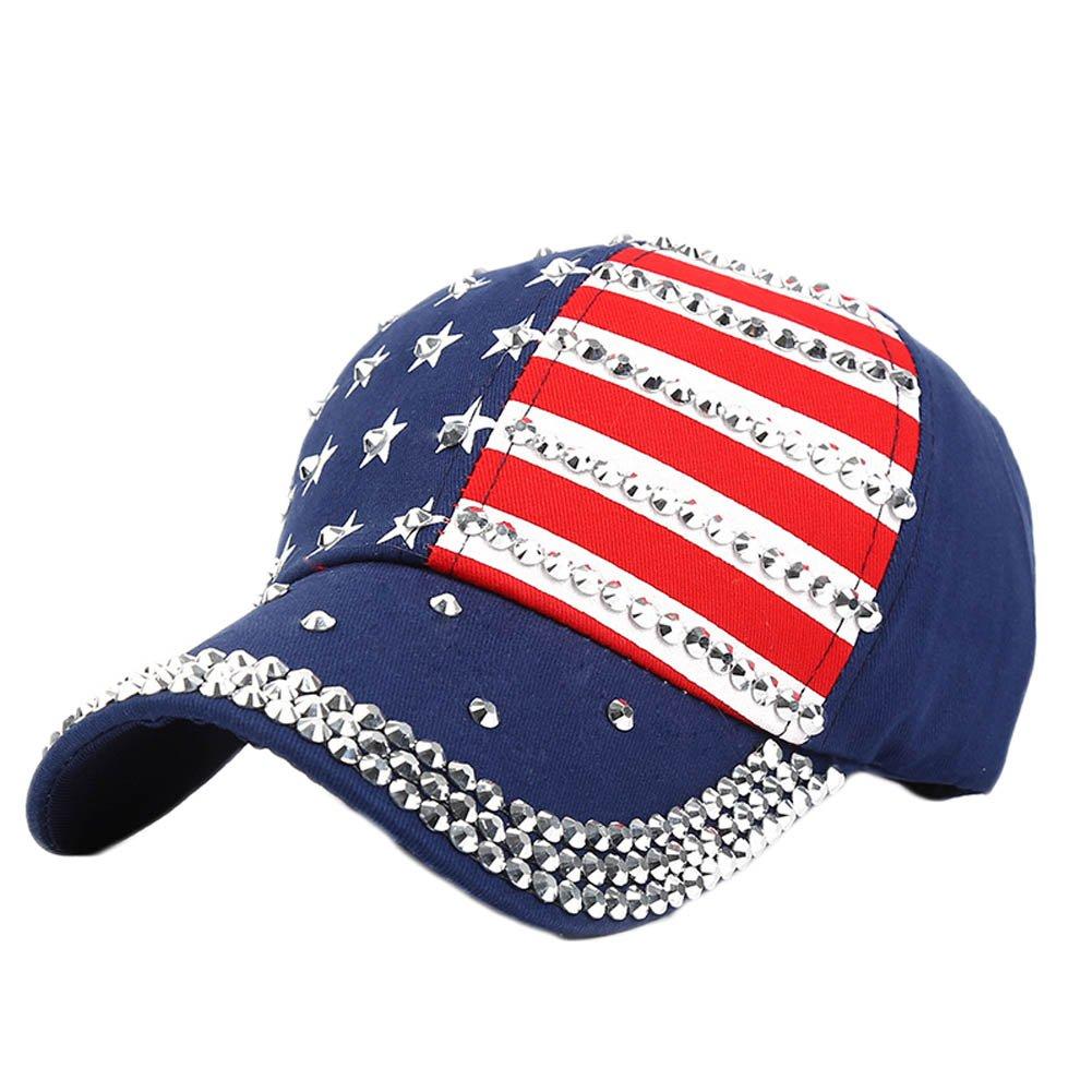 Purple GO2 Make America Great Again Donald Trump MAGA 野球帽 (ブルー)   B07Q4HGVWW