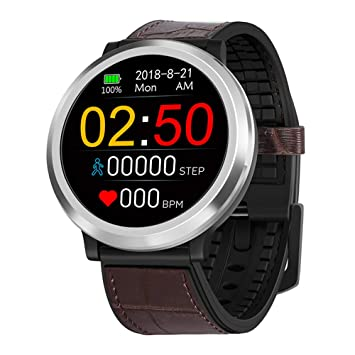 Smart Watch Bluetooth Sport Watch with Heart Rate Sleep ...