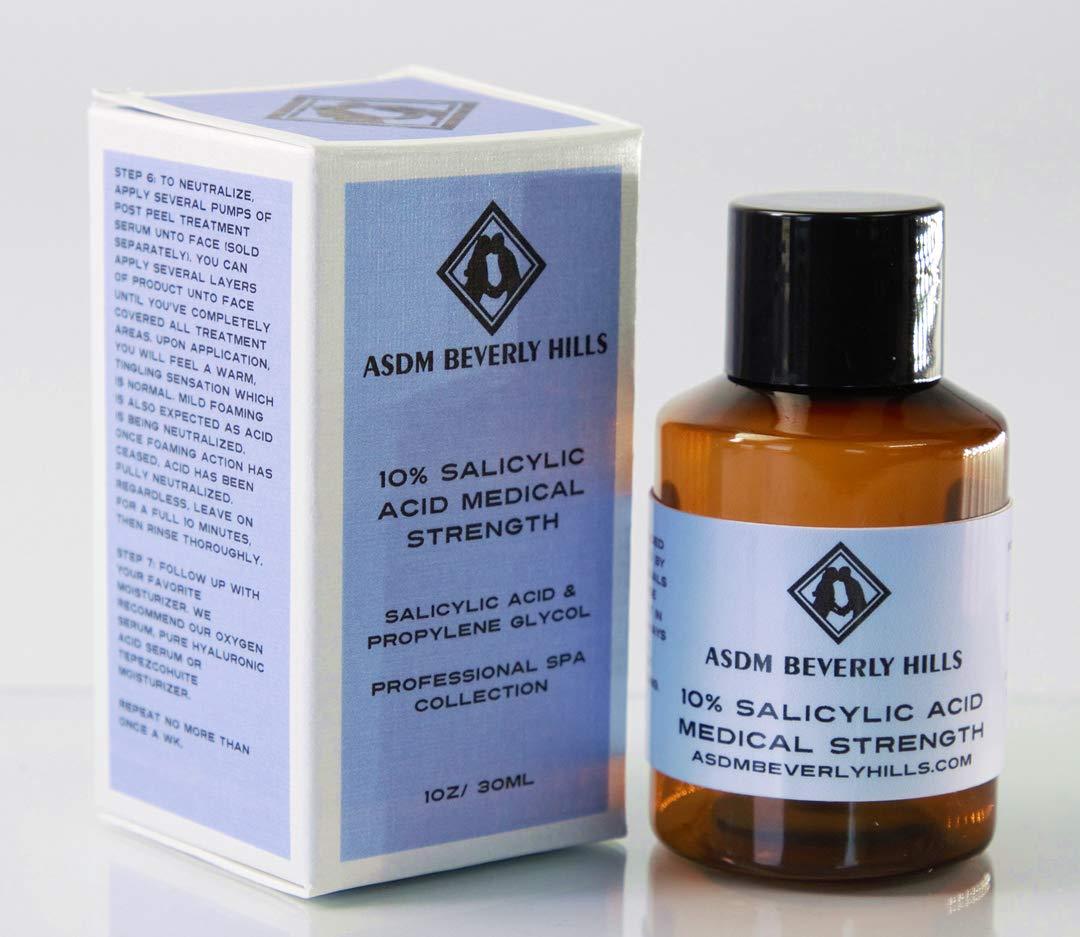 ASDM Beverly Hills 10% Salicylic Acid Peel 1 Ounce
