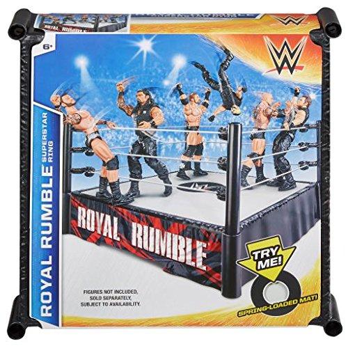 Rumble Ring - WWE Royal Rumble Superstar Ring