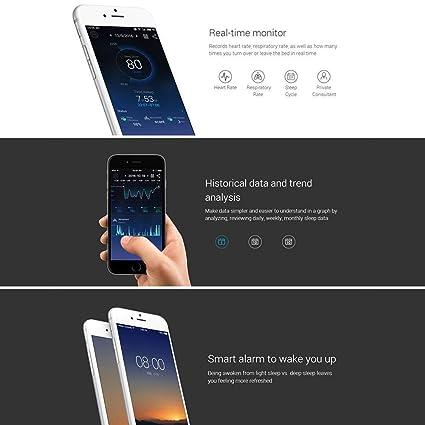 Lndixy Despertar Ligero Ayuda para Dormir Dual USB Radio Despertador Inteligente portátil Multi-Touch Lámpara de Escritorio al Aire Libre Bluetooth conexión ...