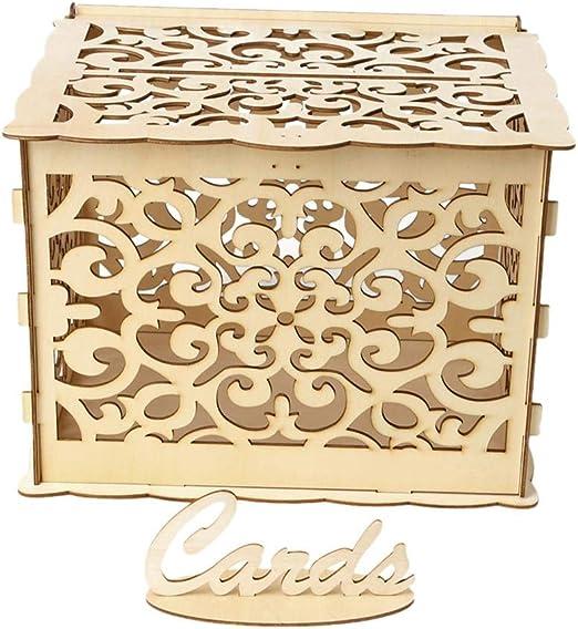 Holywonder - Caja para Tarjetas de Visita, diseño de Ciervo y ...