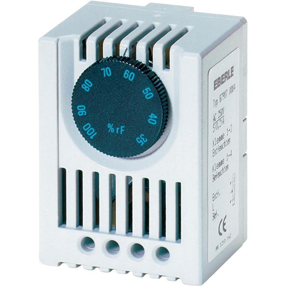 30-100/% Eberle 1482407 Hygrostat 24-230 V AC 1 W SSHYG