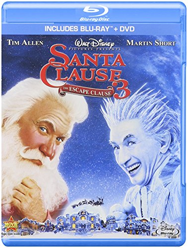 Santa Clause 3 [Blu-ray]