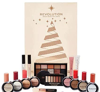 Calendario Avvento Makeup.Calendario Dell Avvento Makeup Revolution Per Lei