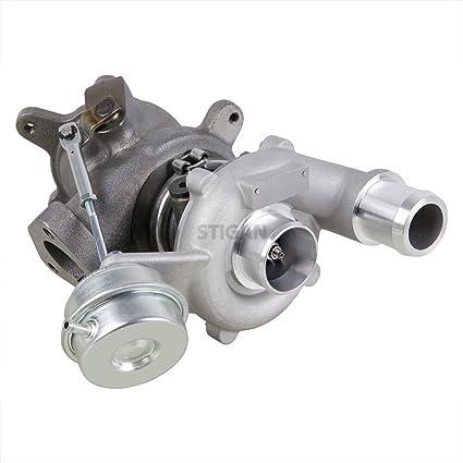 Amazon.com: Stigan Left Side Turbo Turbocharger For Ford Explorer Flex Taurus Lincoln MKS MKT 3.5L EcoBoost - Stigan 847-1462 New: Automotive