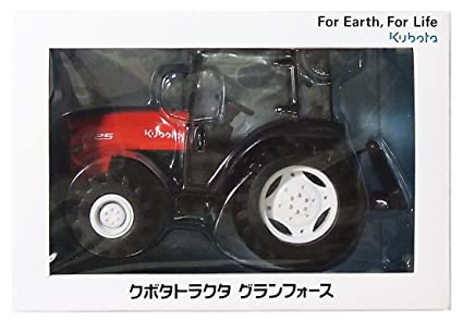 Amazon.com: Kubota 1/24 Kubota Tractor Gran Fuerza FT25 Four ...