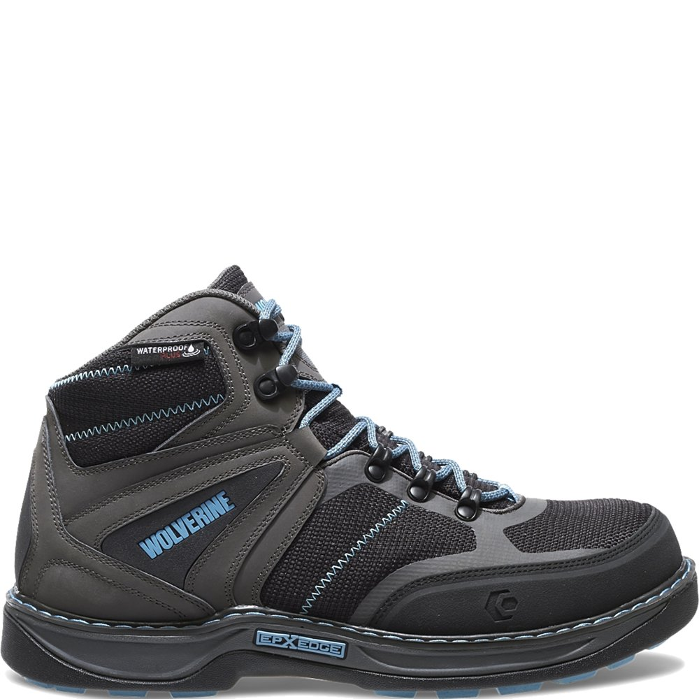 Wolverine Women's Edge FX EPX Waterproof CarbonMax Composite-Toe Work Boot