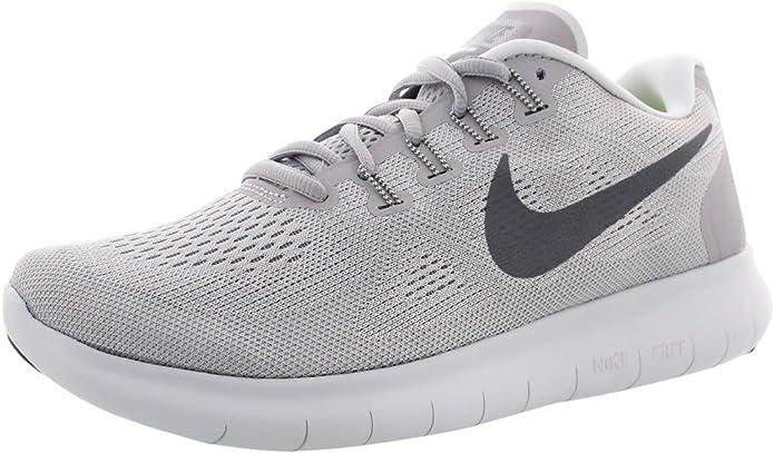 Nike Free Rn 2017, Zapatillas de Entrenamiento para Hombre, Gris (Wolf Grey / Dark Grey / Pure Platinum / Off White), 47.5 EU: Amazon.es: Zapatos y complementos