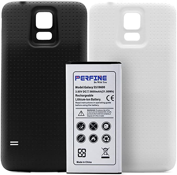 Perfine 5600mAh NFC Li-ion Batería de Reemplazo para Samsung ...