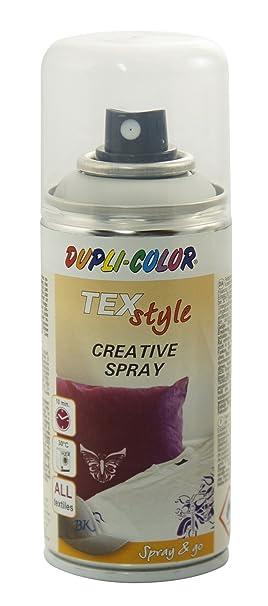 Dupli-Color 319921 Textilspray weiß 150 ml