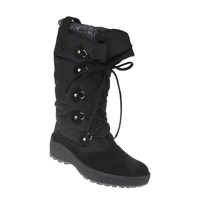 Natural Feet Tessamino Damen Stiefel aus Tex Membran und
