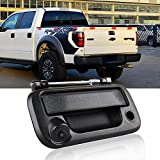 Tailgate Handle Backup Camera for F250 F350 F450 F550 2005-2014 CAR ROVER