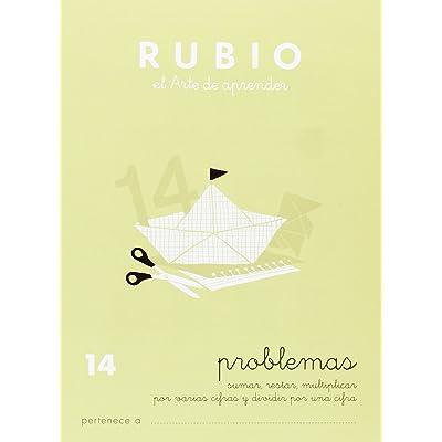 Rubio PR-14 - Cuaderno problemas (Operaciones y Problemas RUBIO)