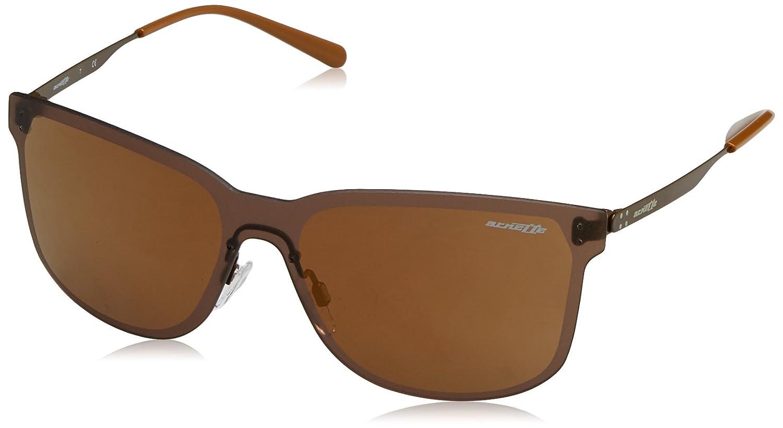 5cf19fe6ff Arnette para hombre hundo-p2rectangular anteojos de sol, café, 39mm:  Amazon.com.mx: Ropa, Zapatos y Accesorios