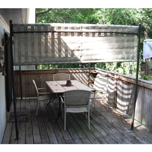 S J Canopies : Garden winds s j pergola replacement canopy top cover
