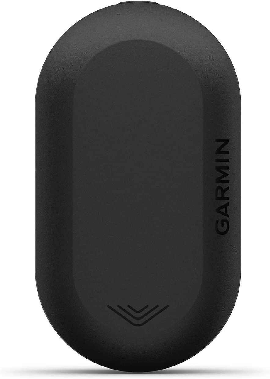 Garmin Varia RVR315, Cycling Rearview Radar with Visual and Audible Alerts for Vehicles Up to 153 Yards Away