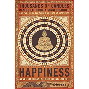 Thousands of Candles Poster Art Print