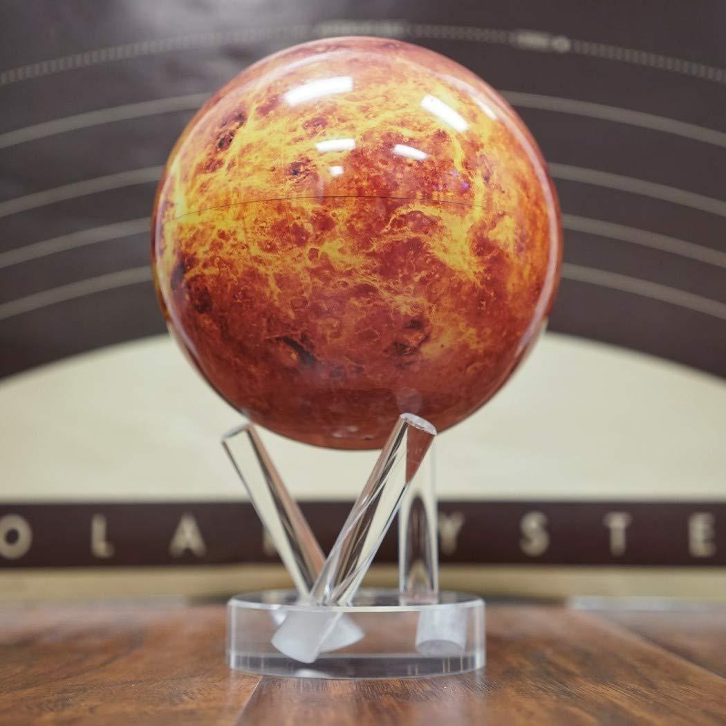 光で回る不思議な金星儀 4.5インチ