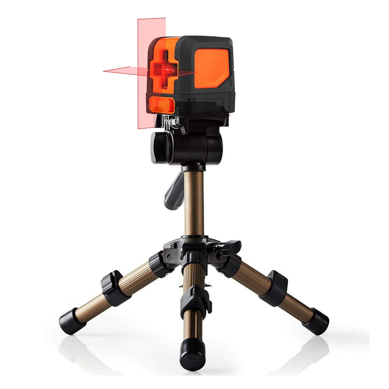 TronicXL TP17 - Mini trípode de mesa para nivelador láser de ...