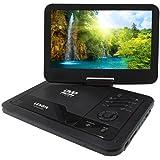 Lenoxx 10″ Swivel Portable DVD Player