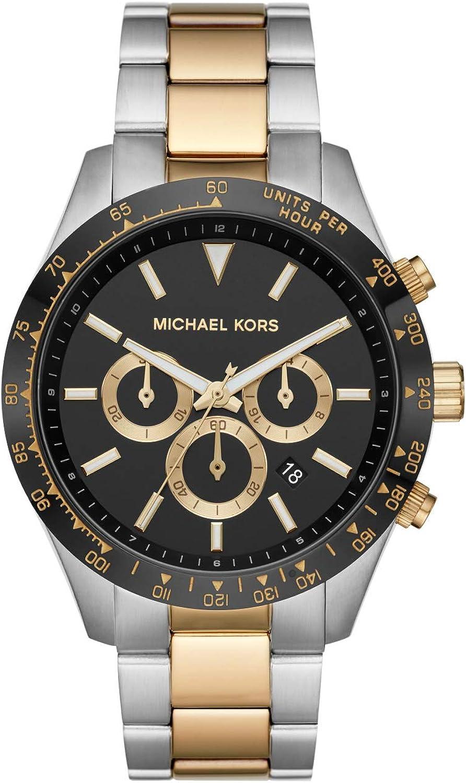 Michael Kors Layton - Reloj cronógrafo clásico - MK8784