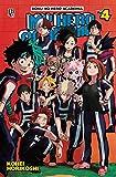 capa de My Hero Academia (Boku no Hero) - Volume 4