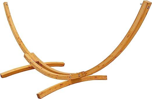 Megaastore larghezza: 320 cm fino a 150 kg struttura per amaca in legno di faggio