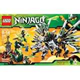 LEGO Ninjago 9450 Epic Dragon Battle (Discontinued by manufacturer)