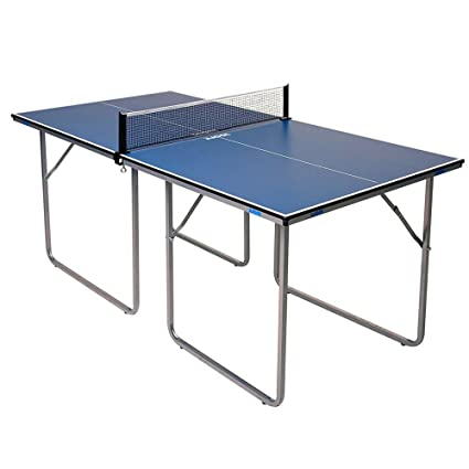 BS Outdoor Ping Pong Table Set Mini Indoor Tennis Stand Small Kit Adults  Kids Game Portable