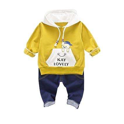 Bambina 18 Mesi Vestiti Completino Bambino Completini Per Bambini Vestiti  Per Neonati 0-3 Mesi 605da0b221e