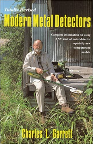 Modern Metal Detectors: Prospecting and Treasure Hunting by Charles Garrett 1998-04-28: Amazon.es: Charles Garrett: Libros