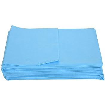 Disposable Bed Sheet, 10pcs/bag Spa Bed Sheets Beauty Salon Massage  Non Woven