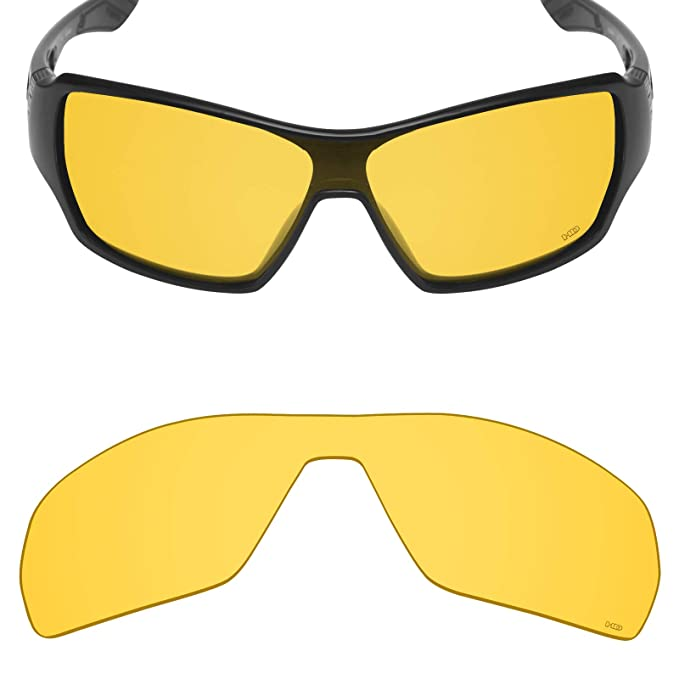 e715c70067 Mryok+ Polarized Replacement Lenses for Oakley Offshoot - HD Yellow ...