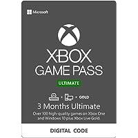 Xbox Game Pass Ultimate: 3 Month Membership [Digital Code]