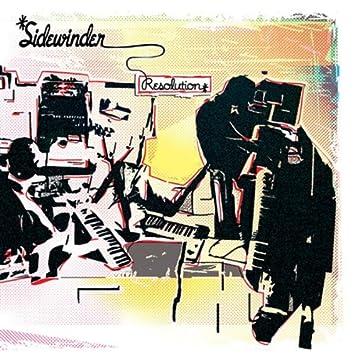 Resultado de imagen de Sidewinder - Lp: 'Resolution