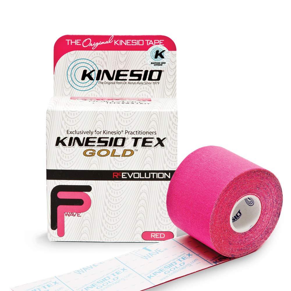 Kinesio Tex - Cinta adhesiva, color rosa: Amazon.es: Salud y ...