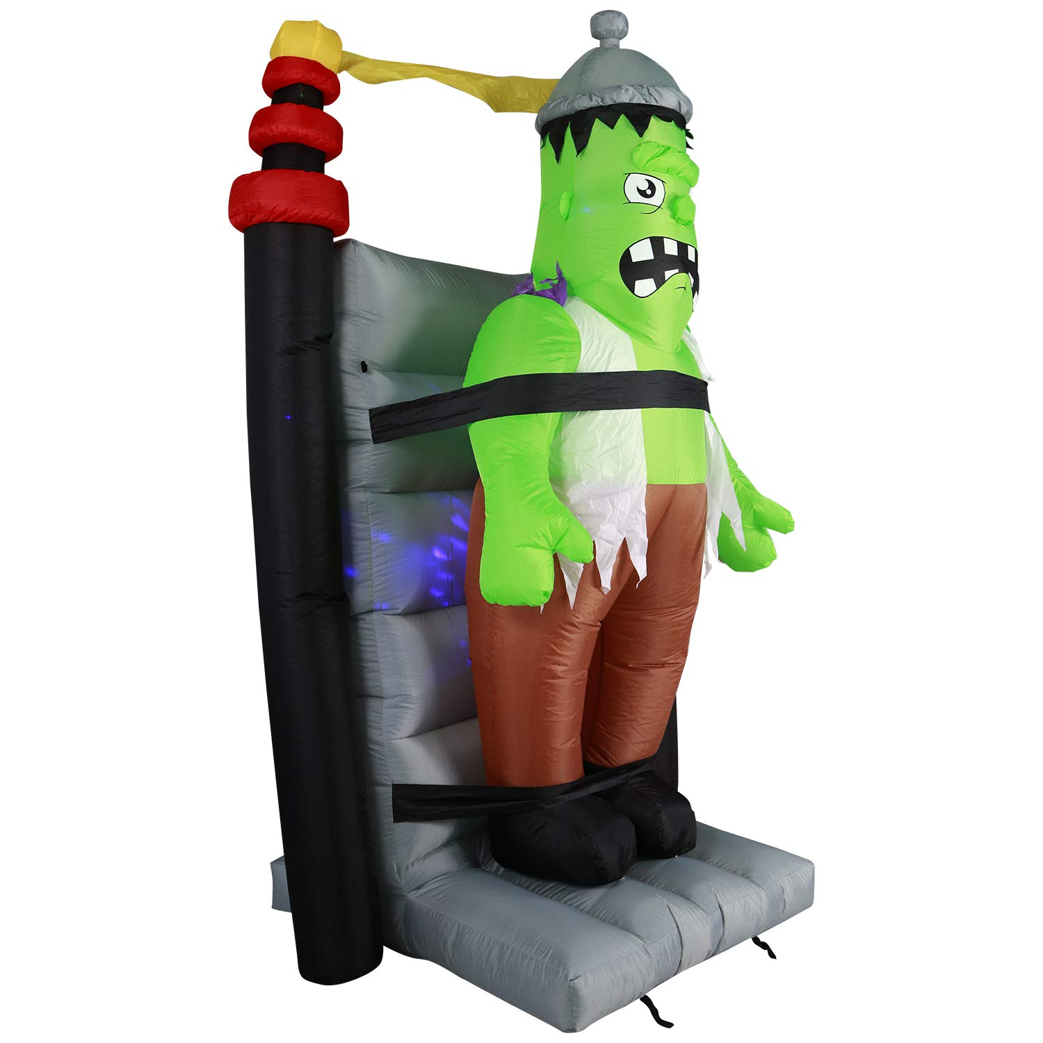 Amazon.com: Holidayana - Frankenstein - Decoración hinchable ...